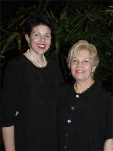 Co-Founders Lori White and Jann Kennedy
