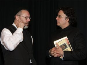 Rabbi Rami Shapiro and Andrew Harvey