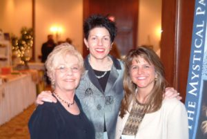 Conference Organizers, Jann Kennedy, Lori White and Micki Grimland